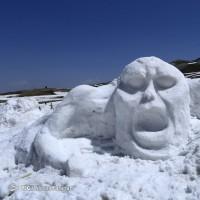 دومین جشنواره مجسمههای برفی | عکس
