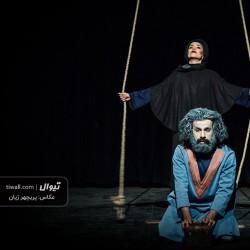 گزارش تصویری تیوال از نمایش کارنامهی بندار بیدخش / عکاس: پریچهر ژیان | عکس