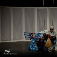 گزارش تصویری تیوال از نمایش پارک شهر / عکاس: سید ضیا الدین صفویان | عکس