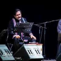 گزارش تصویری تیوال از کنسرت ترانه های زمین حسامالدین سراج و اردشیر کامکار، سری نخست / عکاس: سارا ثقفی | حسامالدین سراج، اردشیر کامکار