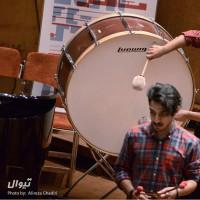 گزارش تصویری تیوال از کنسرت آنسامبل پرکاشن معاصر تهران / عکاس: علیرضا قدیری | عکس