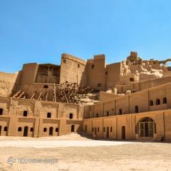 بزرگترین بنای خشتی جهان | عکس