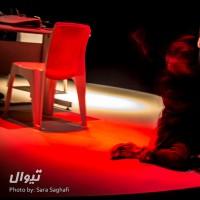 گزارش تصویری تیوال از نمایش فعل / عکاس: سارا ثقفی | عکس