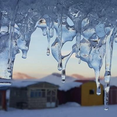 عکسهای موبایلی بخش سوم | یخ زدگی - شعله شادمانی