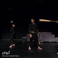 نمایش شاهنامه آخرش خوشه؟ | گزارش تصویری تیوال از نمایش شاهنامه آخرش خوشه؟ / عکاس: پریچهر ژیان | عکس