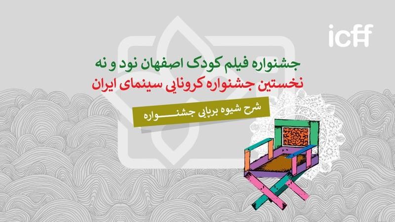 خانه جشنواره در اصفهان و تهران میزبان برنامههای غیرمجازی شد | عکس