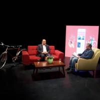 پخش تئاتر آنلاین از پردیس تئاتر تهران کلید خورد | عکس