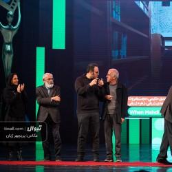 گزارش تصویری تیوال از مراسم اختتامیه سیزدهمین جشنواره بینالمللی سینما حقیقت (سری سوم)/ عکاس: پریچهر ژیان   عکس