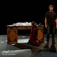 گزارش تصویری تیوال از نمایش مردی به نام دایک / عکاس: سید ضیا الدین صفویان | عکس