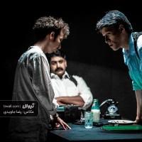 نمایش ساعت گس | گزارش تصویری تیوال از نمایش ساعت گس / عکاس: رضا جاویدی | عکس