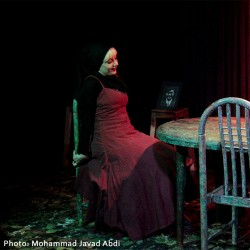 نمایش ازدواج های مرده | عکس