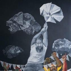 نمایشگاه اوریگامی آزادی | عکس