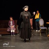 گزارش تصویری تیوال از نمایش شالی برای پاییز (سری دوم) / عکاس: سید ضیا الدین صفویان | عکس