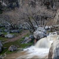 طغیان آبشار تافه بعد از ۱۸ سال | عکس