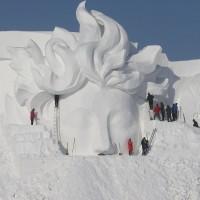 جشنواره یخ هاربین | عکس