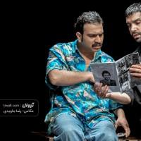 نمایش عشق من، حامد بهداد | گزارش تصویری تیوال از نمایش عشق من، حامد بهداد / عکاس: رضا جاویدی | عکس