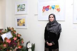 نمایشگاه آبرنگ؛ بازدید از ظرافت و لطافت! | عکس