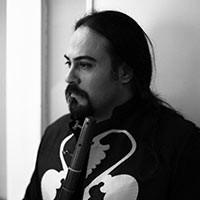 عکس کنسرت گروه آیان (هژیر مهرافروز)
