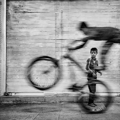 عکسهای موبایلی بخش چهارم | دوچرخه - محمد مهدی ورال