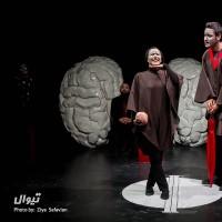 نمایش بازرس هاند واقعی | گزارش تصویری تیوال از نمایش بازرس هاند واقعی / عکاس: سید ضیا الدین صفویان | عکس