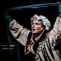 نمایش آواز قو | گزارش تصویری تیوال از نمایش آواز قو / عکاس:سارا ثقفی | عکس