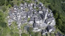 روستایی در سوئیس که به هتل تبدیل میشود. | عکس