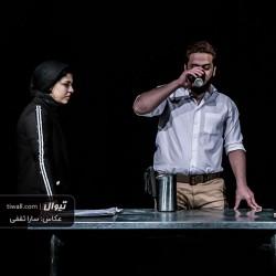 گزارش تصویری تیوال از نمایش پیتر و نکش / عکاس: سارا ثقفی | عکس