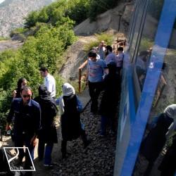 گردش راه آهن (ناحیه کوهستانی شمال)   عکس