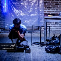 نمایش مونده | گزارش تصویری تیوال از نمایش مونده / عکاس:سارا ثقفی | عکس
