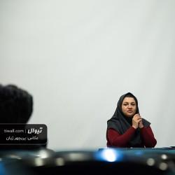 گزارش تصویری تیوال از سومین روز جشنواره تئاتر بانو ( سری دوم) / عکاس: پریچهر ژیان   عکس