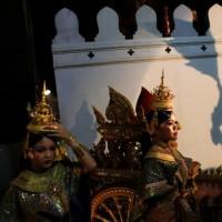 رقص سنتی تایلند | عکس