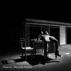 نمایش هملت | عکس