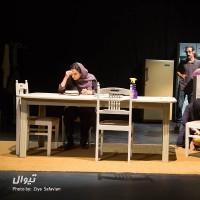 نمایش چیزهای سرد | گزارش تصویری تیوال از نمایش چیزهای سرد / عکاس: سید ضیا الدین صفویان | عکس
