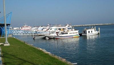 از ایران به کدام کشورها «دریایی» میتوان سفر کرد؟ | عکس