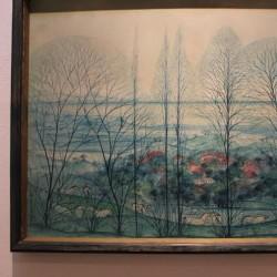 نمایشگاه نمایشگاه رویکرد به سنت (نوسنت گرایی در هنر معاصر ایران) | عکس