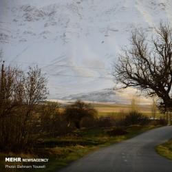 طبیعت چشم نواز قلعه آشناخور | عکس