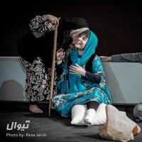 نمایش کمیته نان | گزارش تصویری تیوال از نمایش کمیته نان / عکاس: رضا جاویدی | عکس