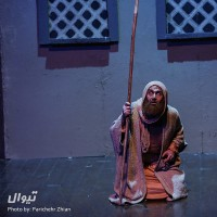 نمایش آه بر انکار ماه | گزارش تصویری تیوال از نمایش آه بر انکار ماه / عکاس: پریچهر ژیان | عکس