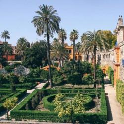 قصر آلکازار سویل | عکس