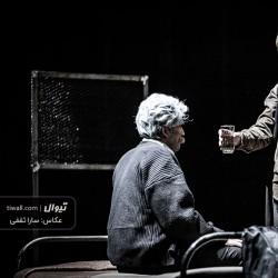 نمایش مرثیه ای برای ژاله.م و قاتلش | عکس