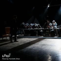 نمایش جان گابریل بورکمان | عکس