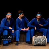 نمایش آرش | گزارش تصویری تیوال از نمایش آرش / عکاس: سید ضیا الدین صفویان | عکس