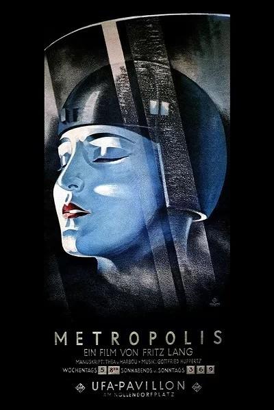 عکس فیلم متروپلیس