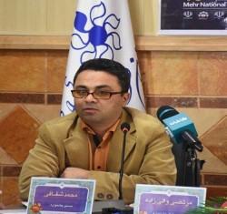 دبیر چهاردهمین جشنواره ملی تئاتر مهر کاشان مشخص شد | عکس