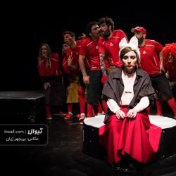 گزارش تصویری تیوال از نمایش اپرای ۹۰ / عکاس: پریچهر ژیان | عکس
