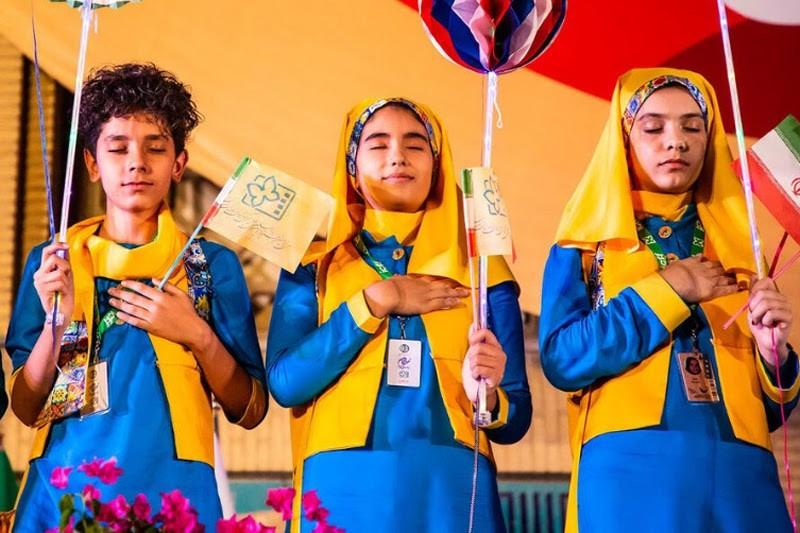 داوری خانگی جشنواره۳۳ برای همه کودکان و نوجوانان از سراسر کشور | عکس