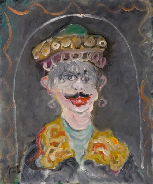 عکس نمایشگاه آثار حسینعلی ذابحی