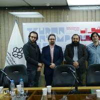 گزارش تصویری از نشست خبری نخستین فستیوال موسیقی معاصر تهران / عکاس: علیرضا قدیری | عکس