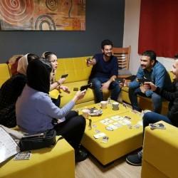 رویداد روز جهانی بازی رومیزی در کافه فکر لاهیجان | عکس