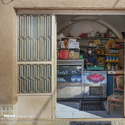 حجرههای قدیمی یزد | عکس